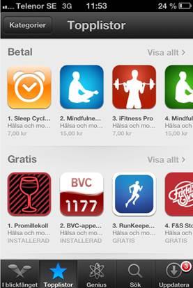 Sex app för par
