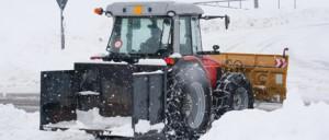Var sjutton hände med snöröjningen Stockholm?