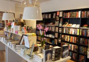 Marianne Cedervall gästar  Äppelvikens bokhandel