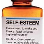 Sjävförtroende piller