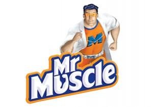 Mr Muscle Man