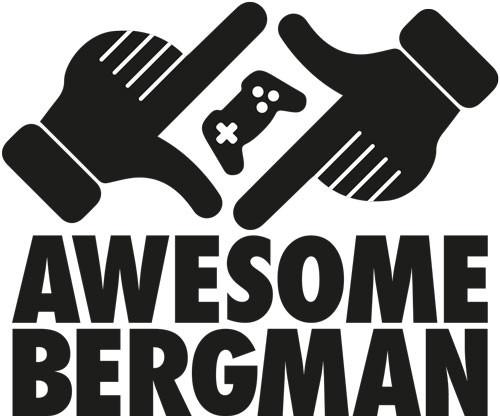 Internationella tungviktare inom medievärlden till Awesome Bergman