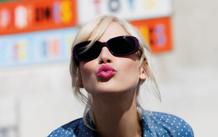risker vid val av solglasögon
