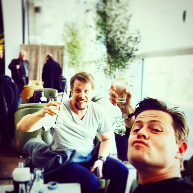 Filip & Fredrik regidebuterar med Tårtgeneralen