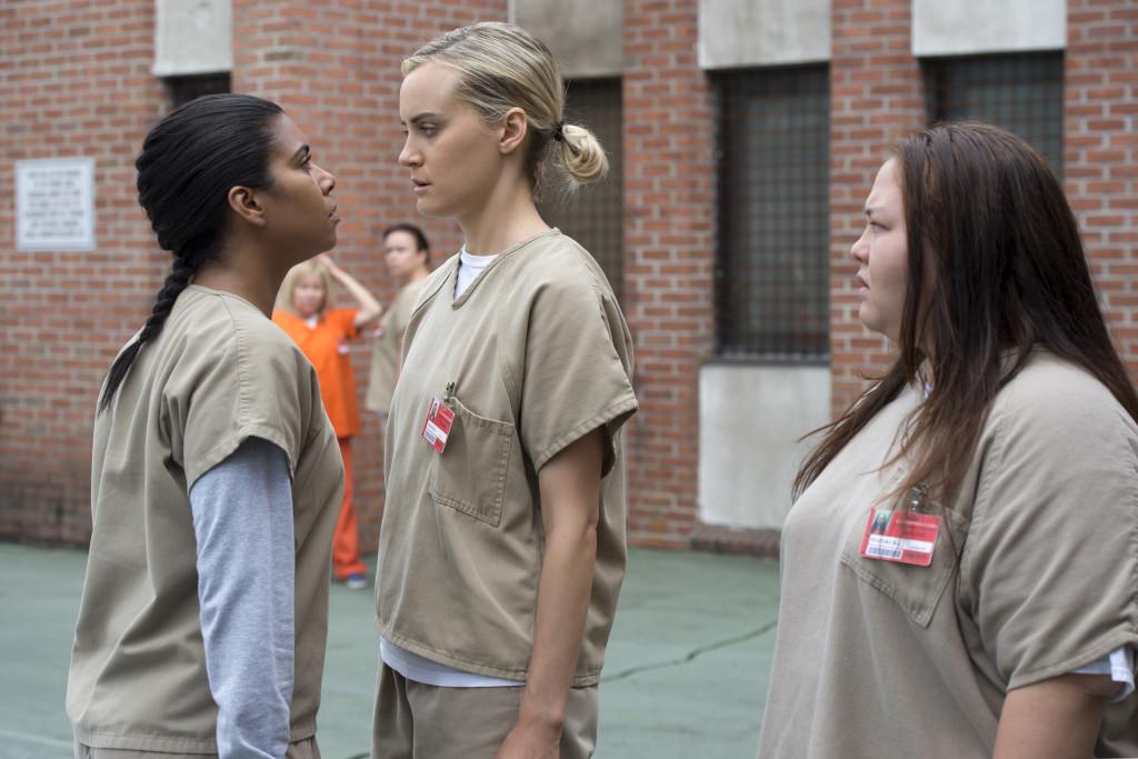 """Fjärde säsongen av """"Orange is the new black"""" ute på Netflix"""