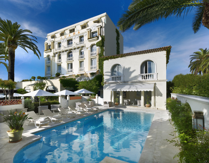 Fem hotell för dig som vill semestra á la jet set