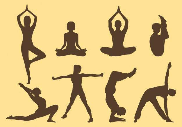 Ny trend inom vården- yogafilmer i väntrummen